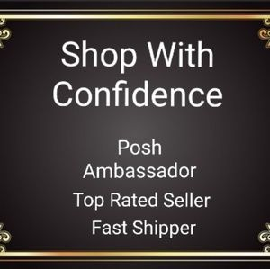 Shop with confidence.
